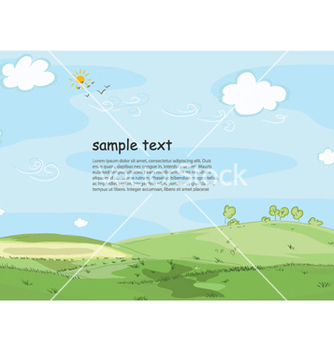 Free cartoon background vector - Free vector #254827