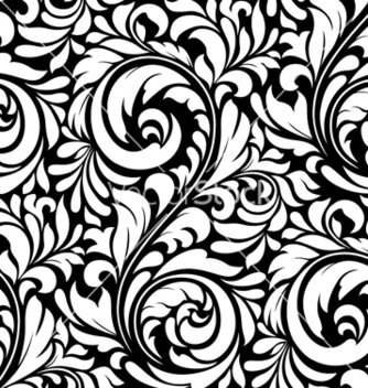 Free floral pattern vector - Kostenloses vector #254987