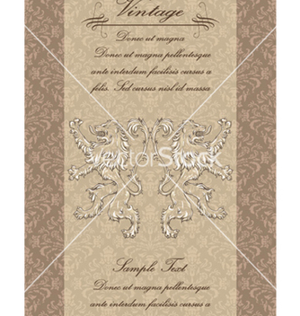 Free vintage background vector - Kostenloses vector #255227
