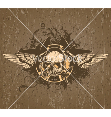 Free vintage emblem vector - бесплатный vector #255327