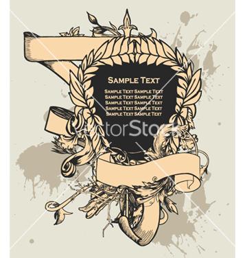 Free vintage emblem vector - Free vector #256067