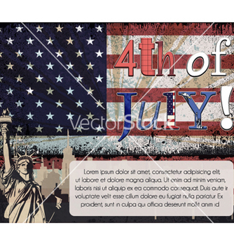 Free 4th of july vector - Free vector #256237
