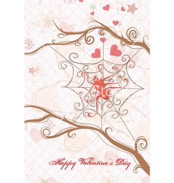 Free valentines day background vector - Free vector #256397