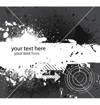 Free grunge background vector - Kostenloses vector #256427