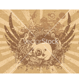 Free vintage background vector - Free vector #256617
