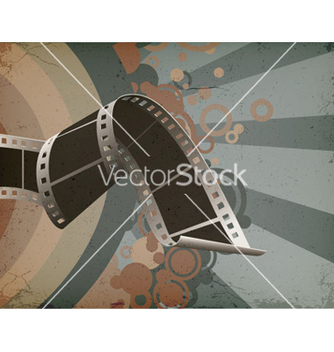 Free film strip vector - бесплатный vector #257307