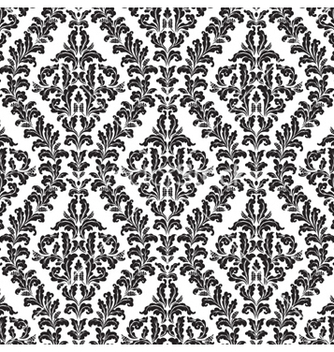 Free damask seamless pattern vector - Kostenloses vector #257407