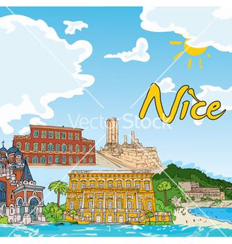 Free nice doodles vector - Kostenloses vector #257437