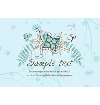 Free spring floral background vector - Kostenloses vector #257767