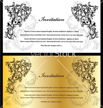 Free vintage banners set vector - Kostenloses vector #258247