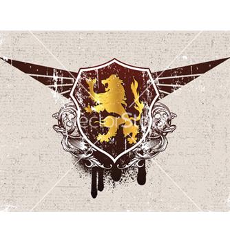 Free vintage emblem vector - Kostenloses vector #258257