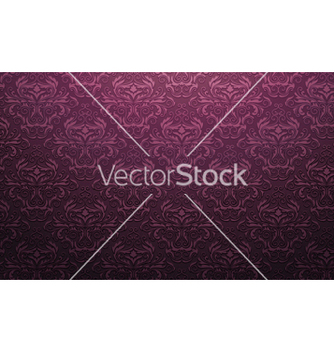 Free damask wallpaper vector - Free vector #258487