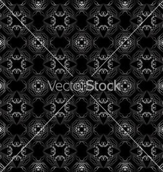 Free abstract seamless pattern vector - Kostenloses vector #259797