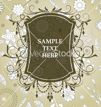 Free vintage label vector - бесплатный vector #260347