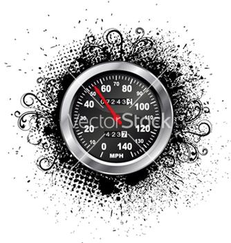 Free speedometer vector - Free vector #260697