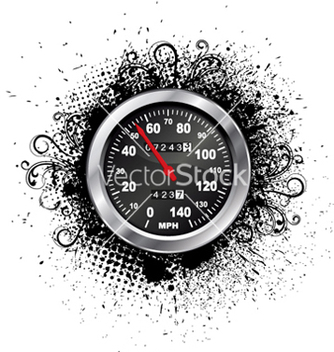 Free speedometer vector - бесплатный vector #260697