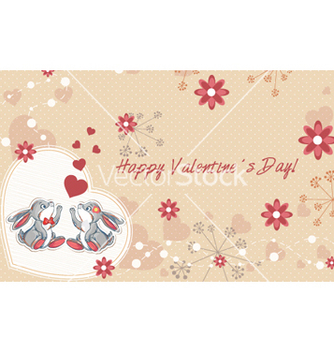Free valentines background vector - Kostenloses vector #260707