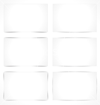 Free blank paper sheets vector - Kostenloses vector #260807