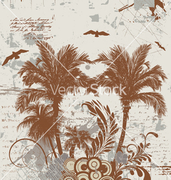 Free summer background vector - Free vector #260977