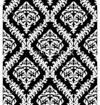 Free damask seamless pattern vector - Free vector #261207