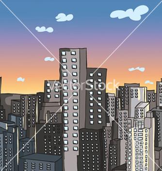 Free cartoon background vector - Kostenloses vector #261917