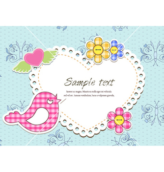 Free colorful frame vector - vector gratuit #261967