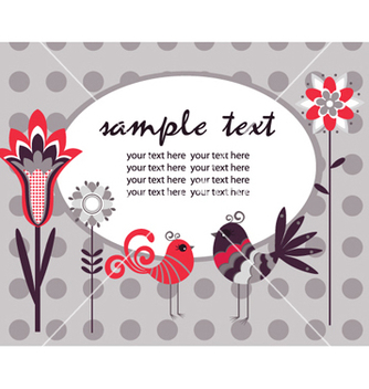 Free spring floral vector - Free vector #262837