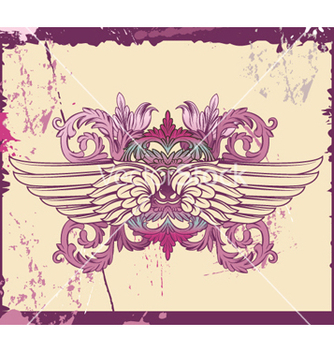 Free grunge decorative label vector - Free vector #263167