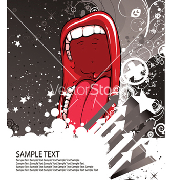 Free concert poster vector - Free vector #263227