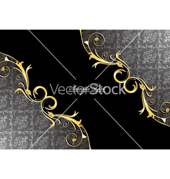 Free damask floral background vector - Free vector #264477