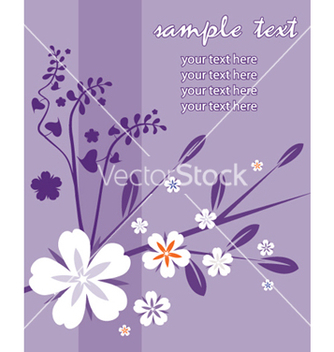 Free spring floral vector - Free vector #264987