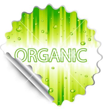 Free green sticker vector - Kostenloses vector #265067