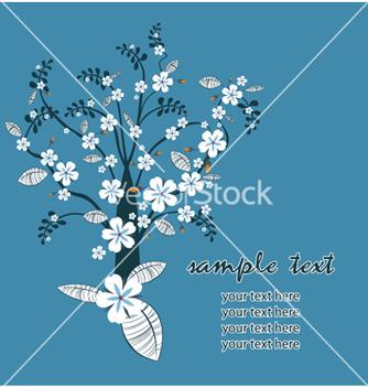 Free spring floral vector - Kostenloses vector #265837