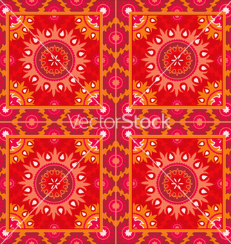 Free oriental style seamless vector - Free vector #267107