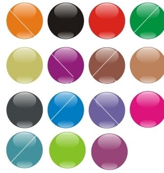Free buttonball vector - Free vector #267977