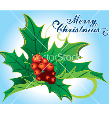 Free merry christmas vector - Free vector #268397