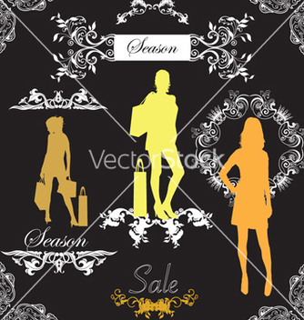 Free classy fashion vector - Free vector #268487