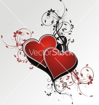 Free love flora vector - Kostenloses vector #268777
