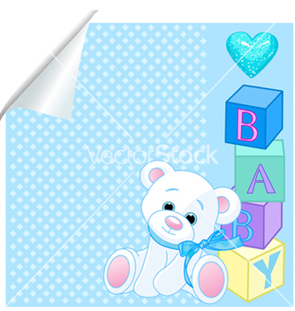 Free baby blue vector - Free vector #268847