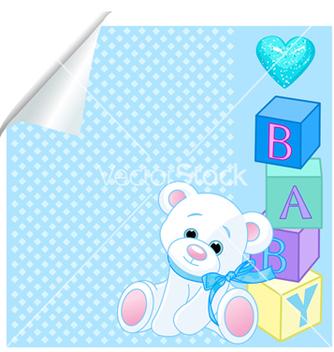 Free baby blue vector - Kostenloses vector #268847