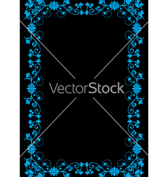 Free vintage frame vector - Free vector #268907