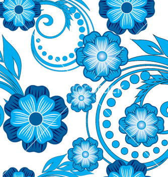 Free seamless pattern vector - Free vector #269097