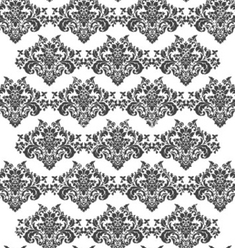 Free damask pattern vector - Free vector #269977