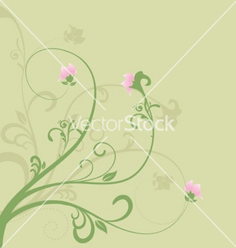 Free spring floral vector - Free vector #270247