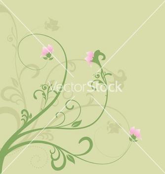 Free spring floral vector - Kostenloses vector #270247
