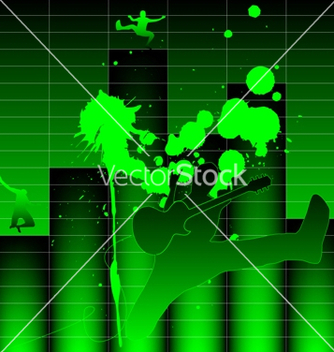 Free digital music vector - Free vector #270257