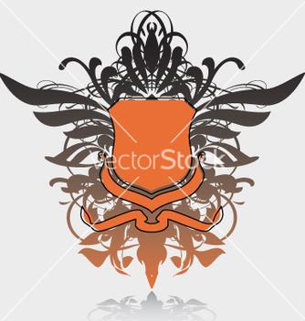 Free heraldry shield vector - Free vector #270397