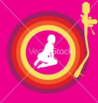 Free turntable vector - бесплатный vector #270417