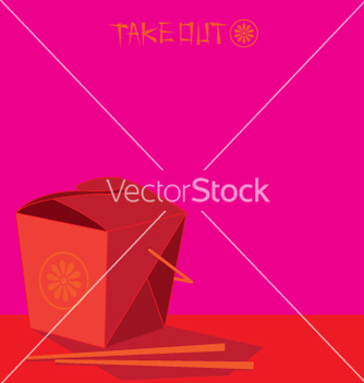 Free take out vector - Kostenloses vector #270637