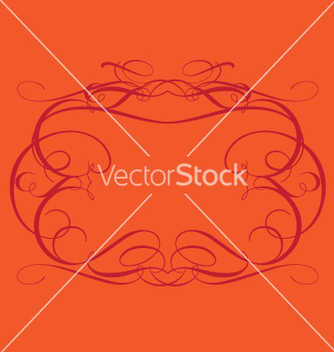 Free vintage frame vector - Free vector #270667